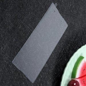 Закаленное защитное стекло для Sony Xperia XA1 на весь экран - Прозрачный