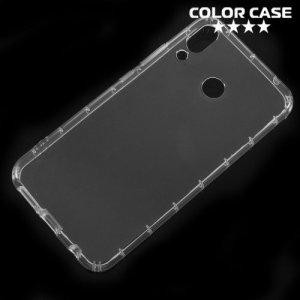 Spectrum Силиконовый противоударный прозрачный чехол для Asus ZenFone 5Z ZS620KL / 5 ZE620KL