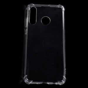 Spectrum Силиконовый противоударный прозрачный чехол для Huawei P30 Lite
