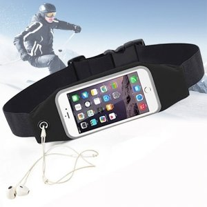 Спортивная сумка чехол для телефона на пояс для бега