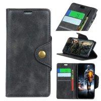 Чехол кошелек с подставкой книжка для Xiaomi Redmi Note 6   Note 6 Pro -  Черный a3982f1a285f3