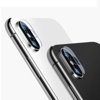 Mocolo Защитное стекло для камеры iPhone X