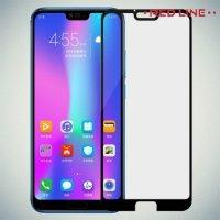 3D Защитное стекло для Huawei Honor 10 - Черный Red Line