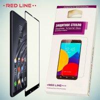 3D Защитное стекло для Xiaomi Mi Mix 2s / Mix 2 - Черное Red Line