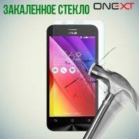 OneXT Закаленное защитное стекло для ASUS Zenfone 2 Lazer (Laser) ZE550KL