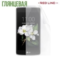 Red Line защитная пленка на весь экран для LG K7 X210ds