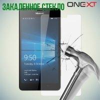 OneXT Закаленное защитное стекло для Microsoft Lumia 950