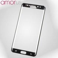 AMORUS Изогнутое защитное стекло для Samsung Galaxy Note 7