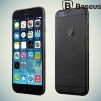 Baseus Simple Series 0.7мм силиконовый чехол для iPhone 6S / 6 - Черный