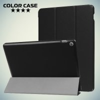 Чехол книжка для Asus Zenpad 10 Z301MFL / Z301ML - Черный