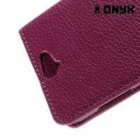 Чехол книжка для HTC One A9 - Розовый