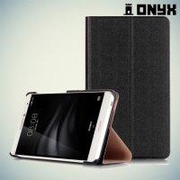 Двухсторонний чехол для Huawei MediaPad M2 7.0 - Черный