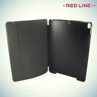 RedLine Чехол книжка для iPad 9.7 (2017) - Черный