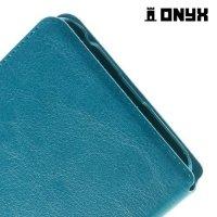 Чехол книжка для LG Nexus 5X - Голубой