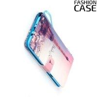 Чехол книжка для Samsung Galaxy J7 2016 SM-J710F - с рисунком Париж