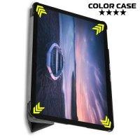 Чехол книжка для Samsung Galaxy Tab S4 10.5 SM-T830 SM-T835 - Черный