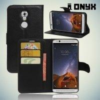 Чехол книжка для ZTE Axon 7 mini - Черный