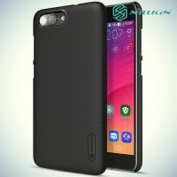 Чехол накладка Nillkin Super Frosted Shield для ASUS Zenfone ZC550TL X015D - Черный