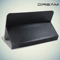 Чехол книжка для планшета 7 дюймов универсальный Dream - Черный