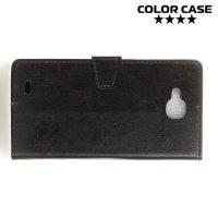 ColorCase флип чехол книжка для LG X Power 2 LGM320 - Черный