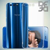 DF aCase силиконовый чехол для Huawei Honor 9 - Прозрачный