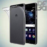 DF aCase силиконовый чехол для Huawei P10 - Прозрачный