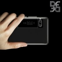 DF aCase силиконовый чехол для Meizu Pro 7 - Прозрачный