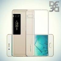 DF aCase силиконовый чехол для Meizu Pro 7 Plus - Прозрачный