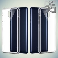DF aCase силиконовый чехол для Nokia 3 - Прозрачный