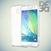 DF aCase силиконовый чехол для Samsung Galaxy A3 2016 SM-A310F  - Прозрачный