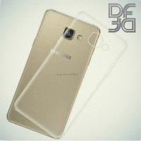 DF aCase силиконовый чехол для Samsung Galaxy A5 2017 SM-A520F - Прозрачный