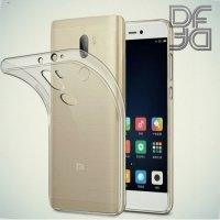 DF aCase силиконовый чехол для Xiaomi Mi 5s Plus - Прозрачный