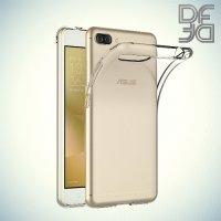 DF Case силиконовый чехол для Asus Zenfone 4 Max ZC520KL - Прозрачный