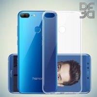 DF Case силиконовый чехол для Huawei Honor 9 Lite - Прозрачный