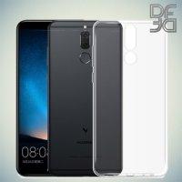 DF Case силиконовый чехол для Huawei Nova 2i - Прозрачный