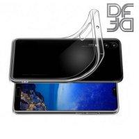 DF Case силиконовый чехол для Huawei P20 - Прозрачный