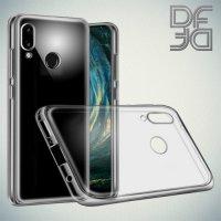 DF Case силиконовый чехол для Huawei P20 Lite - Прозрачный