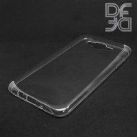 DF Case силиконовый чехол для Samsung Galaxy J7 Neo - Прозрачный