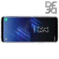 DF Case силиконовый чехол для Samsung Galaxy S9 Plus - Прозрачный