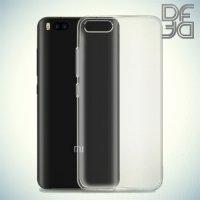 DF Case силиконовый чехол для Xiaomi Mi 6 - Прозрачный