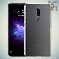 DF Ультратонкий прозрачный силиконовый чехол для Meizu Note 8