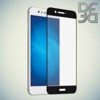 DF Закаленное защитное стекло на весь экран для Huawei Nova 2 - Черный