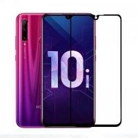 DF Защитное стекло для Huawei Honor 10i черное