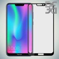 DF Защитное стекло для Huawei Honor 8C черное