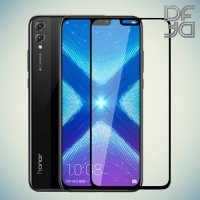 DF Защитное стекло для Huawei Honor 8X черное