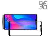 DF Защитное стекло для Huawei nova 3 черное