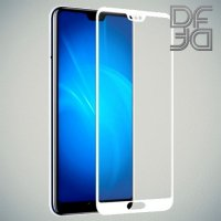 DF Защитное стекло для Huawei P20 белое