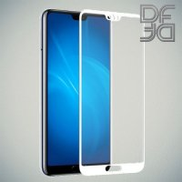 DF Защитное стекло для Huawei P20 Pro белое