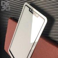 DF Защитное стекло для Xiaomi Mi 7 черное