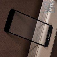 DF Защитное стекло для Xiaomi Redmi Go черное